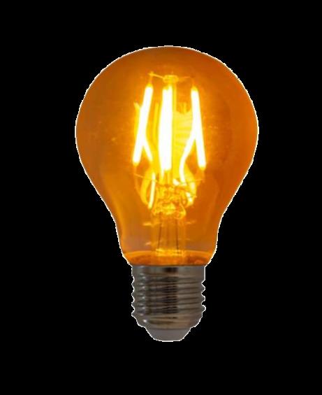 Lampada de Filamento LED A19 Squirrel Cage 4W Bivolt  - Multiplus Store