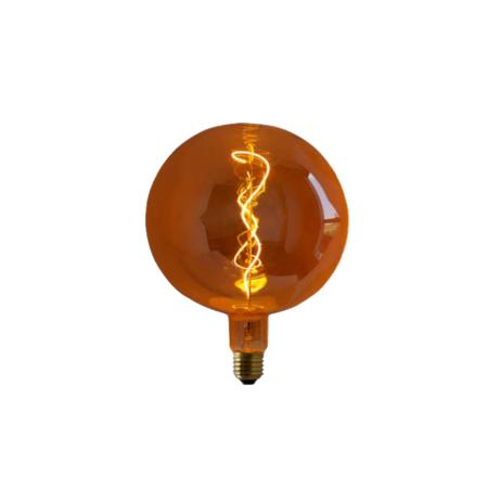 Lampada de Filamento LED G200 Spiral 4W