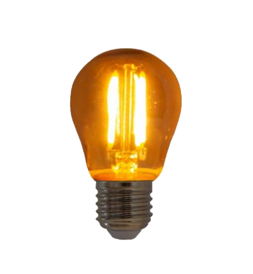 Lampada de Filamento LED G45 2W