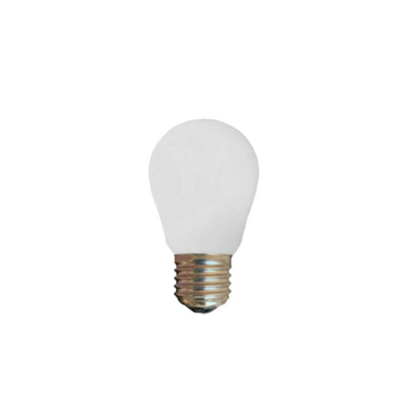 Lampada de Filamento LED G45 Leitosa 2W  - Multiplus Store