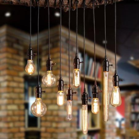 Lampada de Filamento LED G95 Defletora 6W  - Multiplus Store