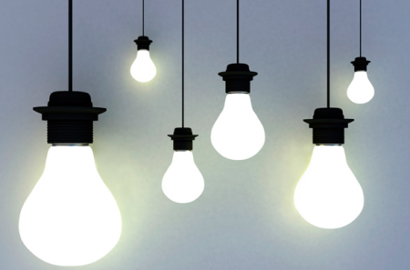 Lampada de Filamento LED G95 Leitosa 4W  - Multiplus Store