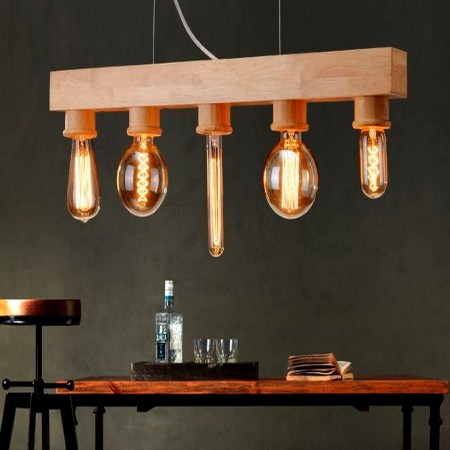 Lampada de Filamento LED G95 Spiral 4W 220V Dimerizavel  - Multiplus Store