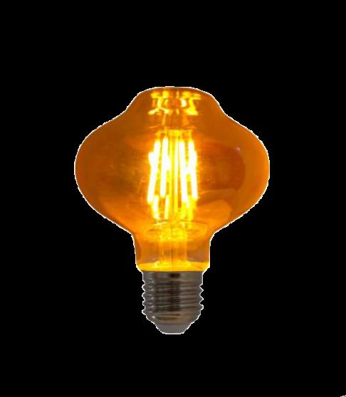 Lampada de Filamento LED L80 Squirrel Cage 4W Bivolt