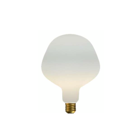 Lampada de Filamento LED R140 Leitosa 6W