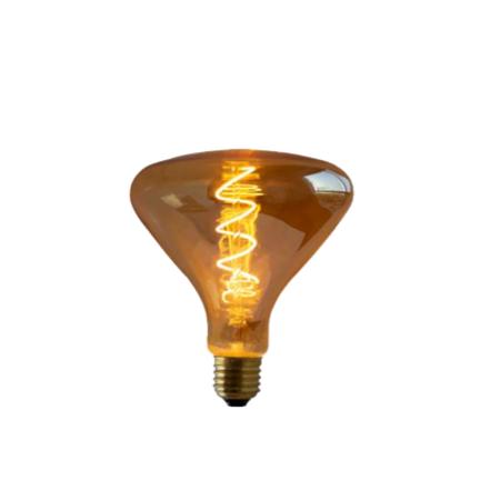 Lampada de Filamento LED R140 Spiral 4W  - Multiplus Store
