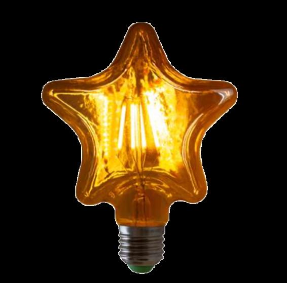 Lampada de Filamento LED STAR Squirrel Cage 4W