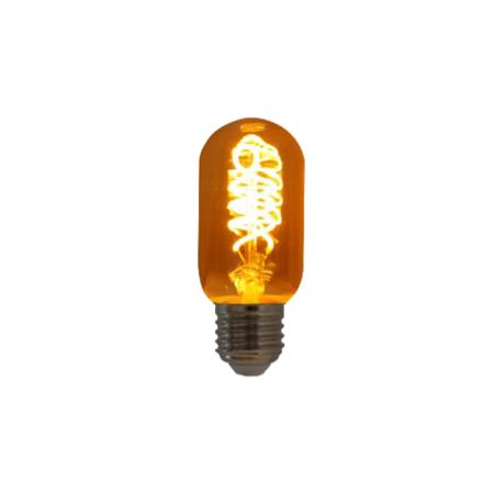 Lampada de Filamento LED T45 Spiral 4W 220V Dimerizavel