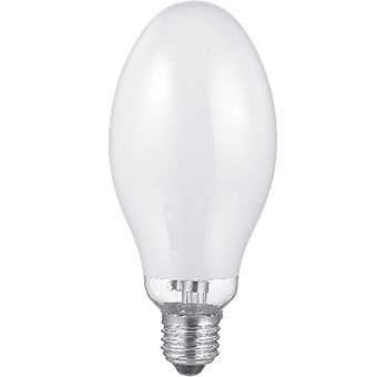 125w e27 lampada Ideal vapor mercúrio