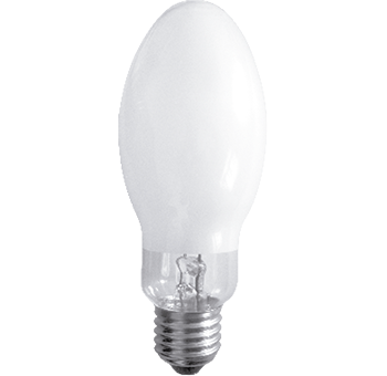 400 w ov e40 lampada Ideal vapor met.