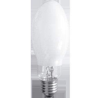 lampada vapor met. ovoide 150 w e40 Ideal vapor met.