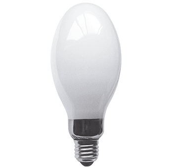 100 w ovoide e27 lampada Ideal vapor sódio