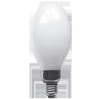 250 w ovoide e40 lampada Ideal vapor sódio