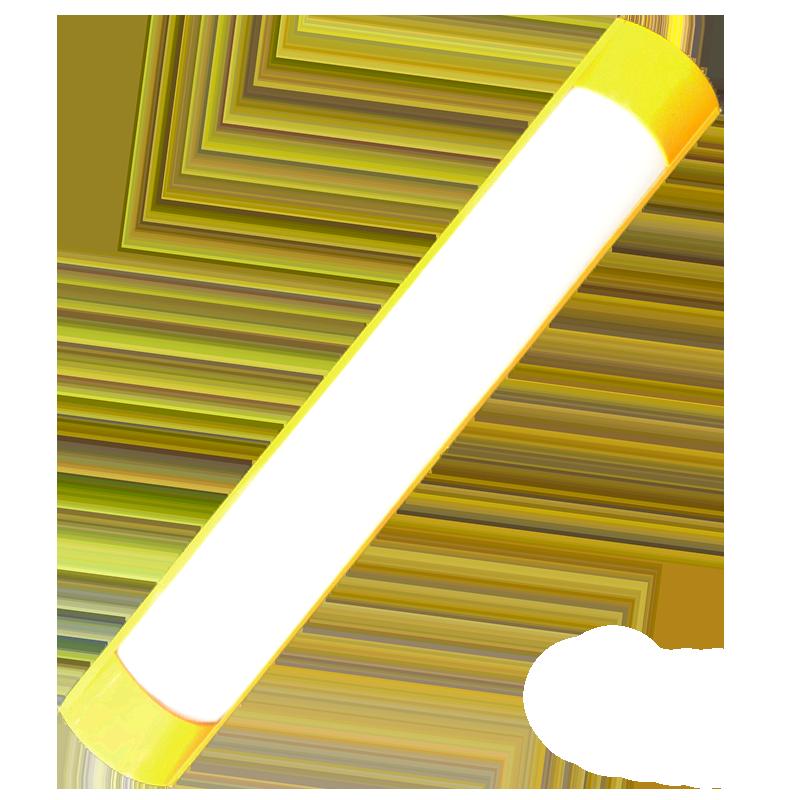 18w amarelo   luminária Ideal led slim