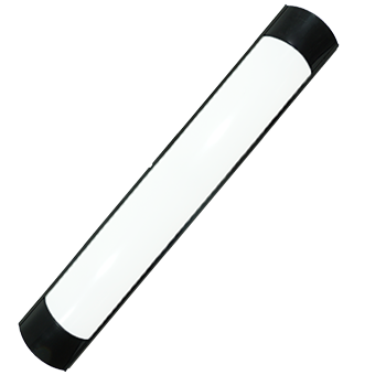 36w preto   luminária Ideal led slim