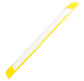 mg 18w amarelo   luminária Ideal led slim  - Multiplus Store