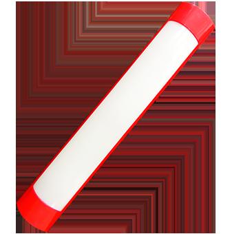 mg 18w vermelho   luminária Ideal led slim