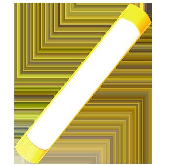 mg 36w amarelo   luminária Ideal led slim