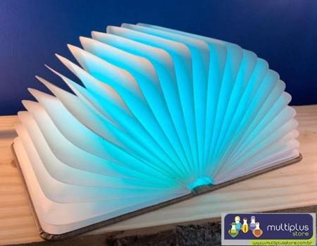 Luminária Ilumi Book