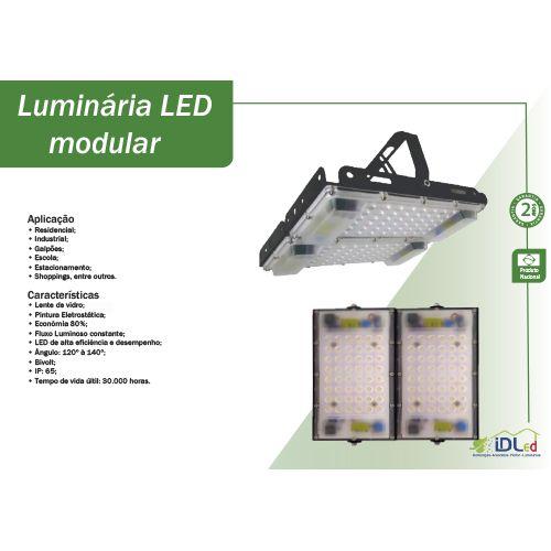 50 w led modular Ideal industrial e rural