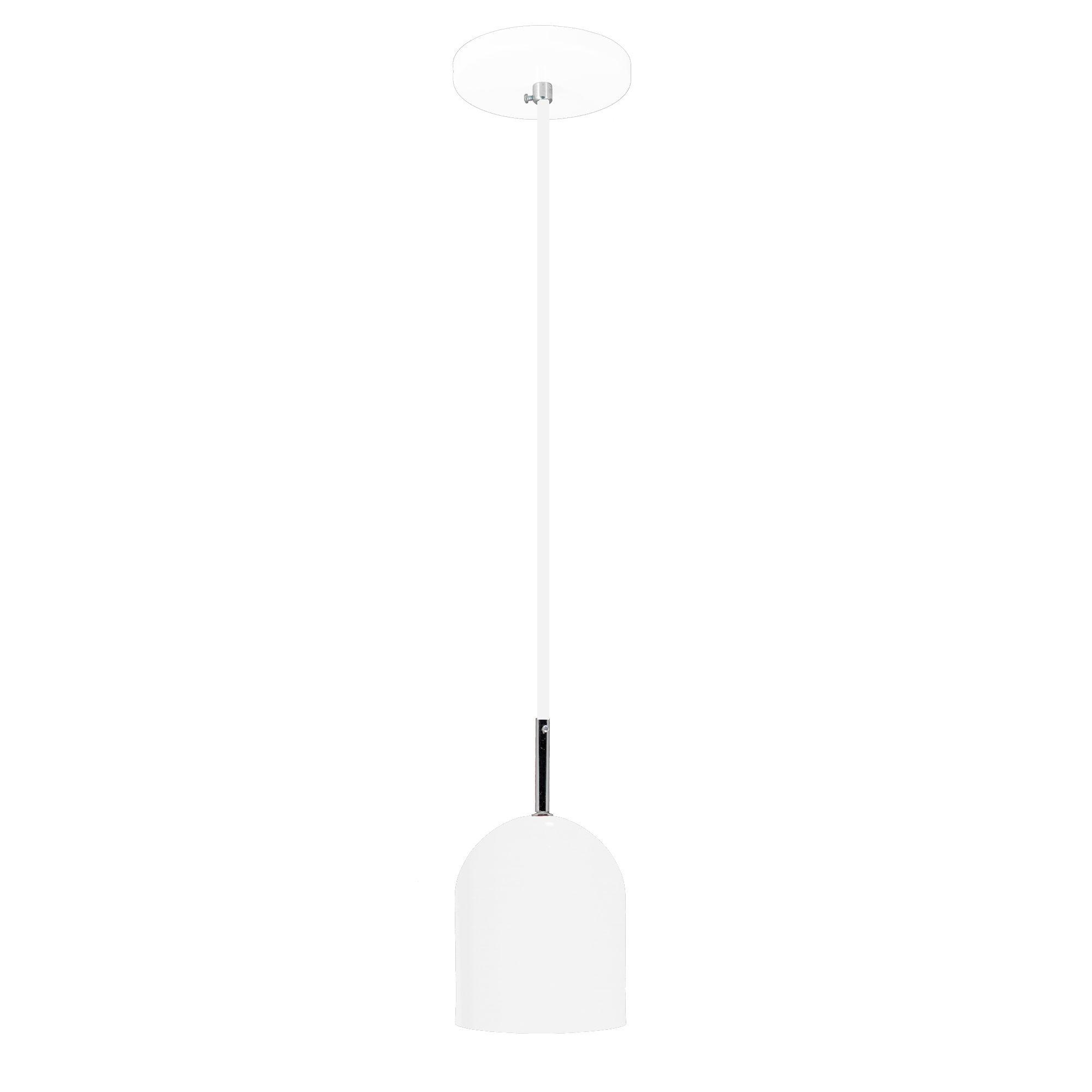 Pendente Bullet Branco - Sciaza  - Multiplus Store