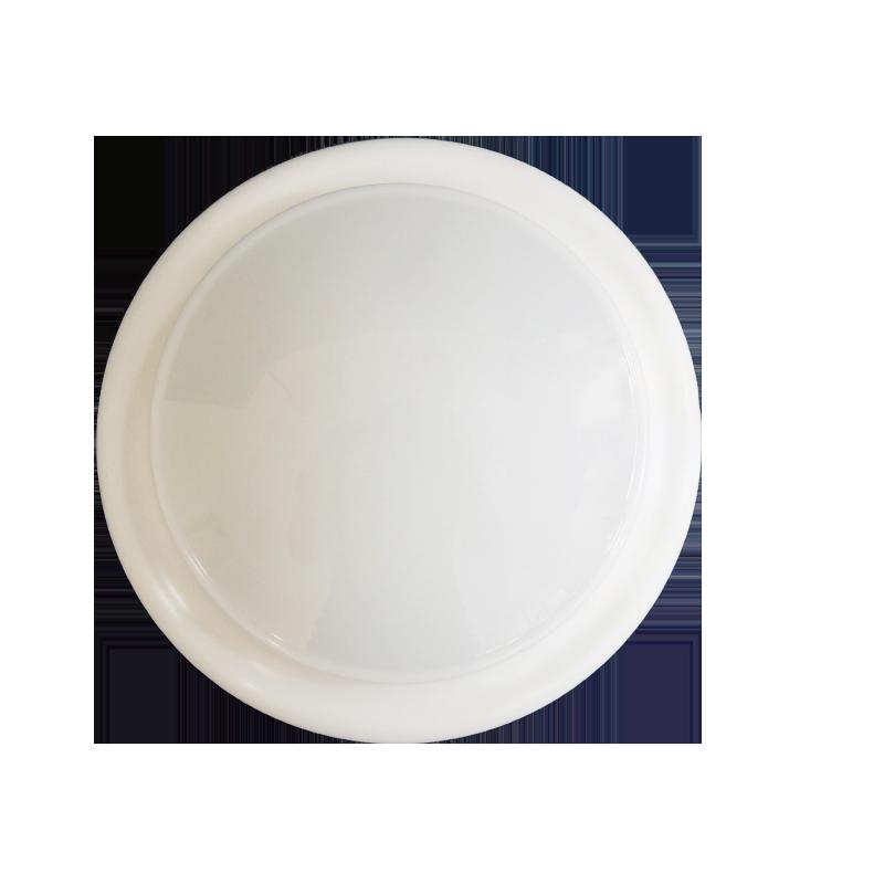 plafon Ideal circular de led sem fixação magnética branco  - Multiplus Store
