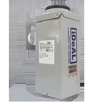 100 w ext. pint. reator Ideal vapor sodio