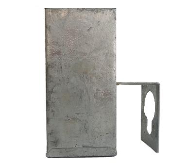100 w ext. procel galv c/ base relé reator Ideal vapor sodio