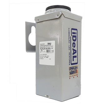 400 w ext. pint. reator Ideal vapor sodio