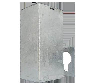 400 w ext. procel galvan. reator Ideal vapor sodio