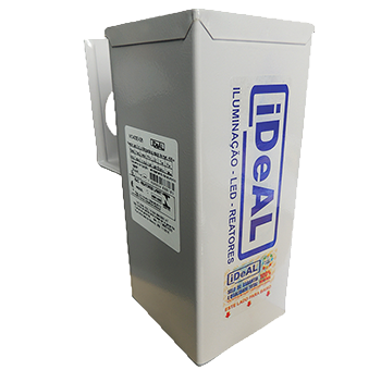 400 w int. pint. reator Ideal vapor sodio