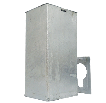 1000 w ext. galvan. reator Ideal vapor mercúrio
