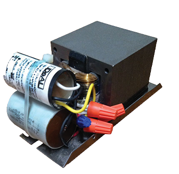 100 w int. chassi (kit removível) reator Ideal vapor met.