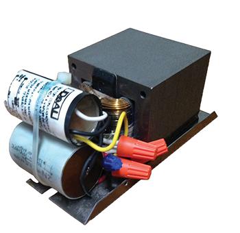 400 w int. chassi (kit removível) reator Ideal vapor met.