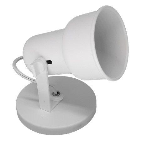 spot Sciaza  basic 1 lampada branco