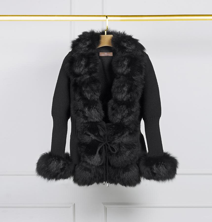 casaco hellen preto