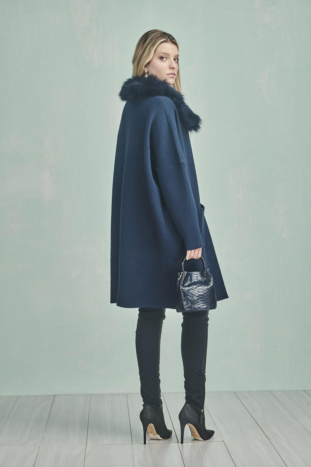 casaco marrocos marinho