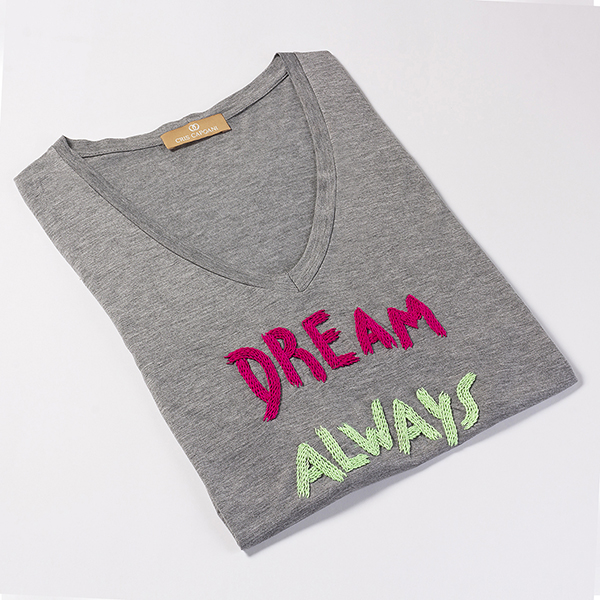 t-shirt dream always