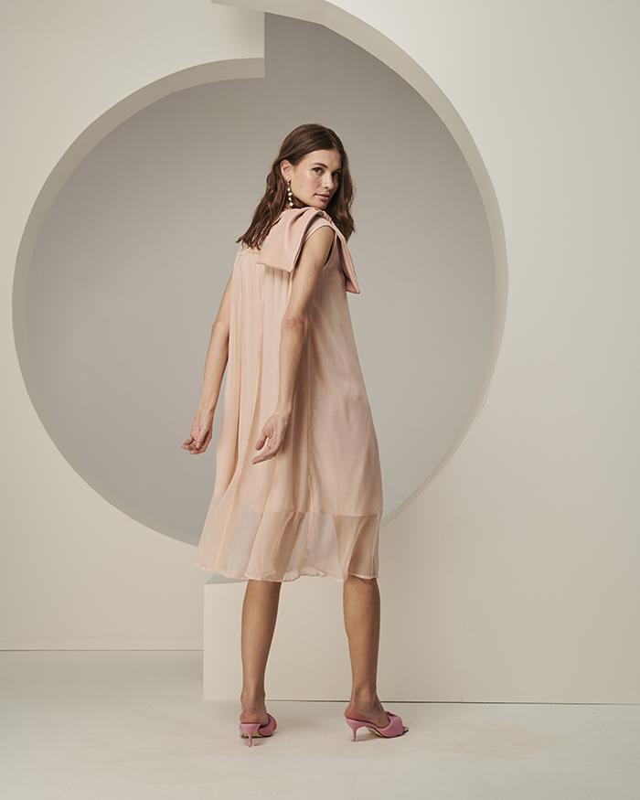 vestido anastacia seda