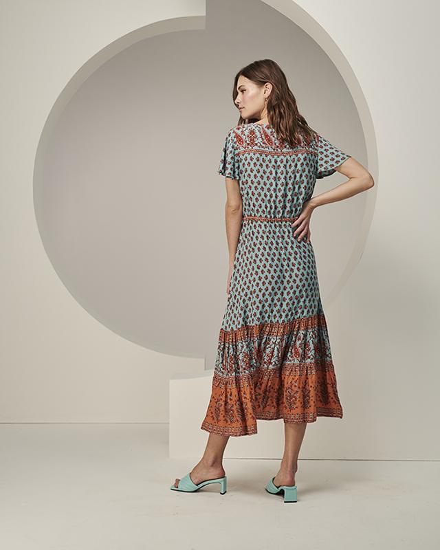 vestido bohemian