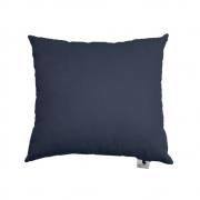 Almofada Decorativa Com Enchimento Suede Azul Marinho D02 - D´Classe Decor