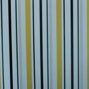 Papel de Parede Infantil menino listras preto e amarelo