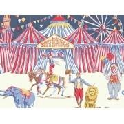 Faixa Papel de Parede bebê IMAGINE FUN2 Circo