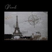 Painel Paris Torre Eiffel Classic Designs M17302