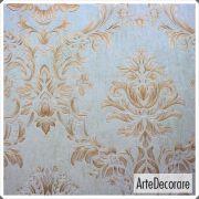 Papel de Parede Classic DesignS H2890301 Verde Adamascado