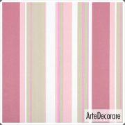 Papel de Parede Listras Classic Stripes CT889025 Rosa