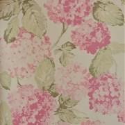 Papel de Parede Importado English Florals G34311 Floral Rosa