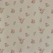 Papel de Parede Importado English Florals G34347 Floral Rosa