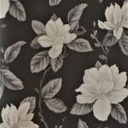 Papel de Parede Importado English Florals G67224 Floral Preto
