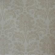Papel de Parede Importado English Florals G67280 Adamascado Nude